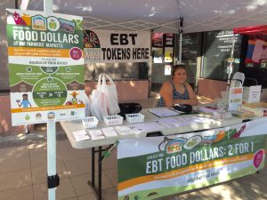 In 2016 Double Up Food Bucks is available at almost 90 farmers' markets, grocery stores, farm stands, and CSAs in New Mexico.
